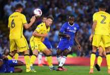 Victor Moses chelsea teammate