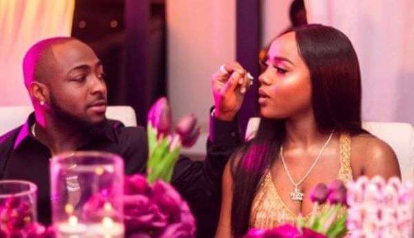 Image result for davido and chioma relationship