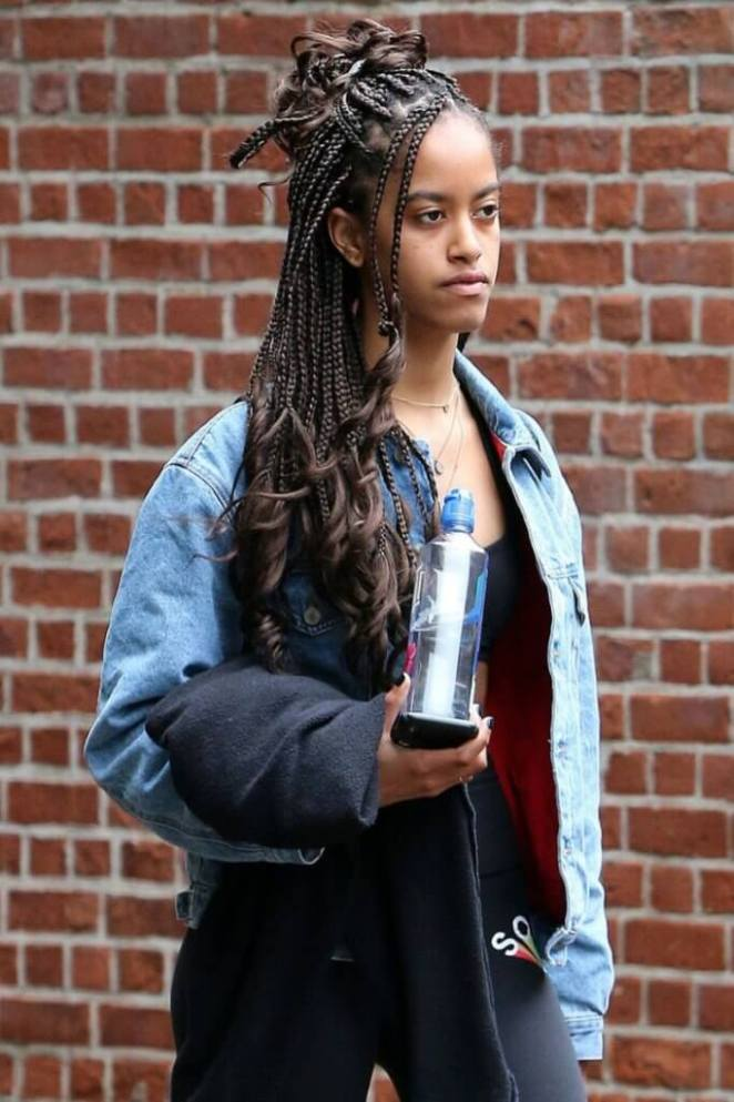Malia Obama Just Gave Us Another Reason To Do Box Braids