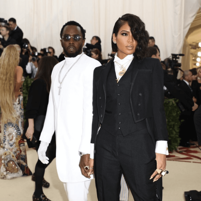Take A Look At The Long List Of Women Diddy Combs Have Dated, The