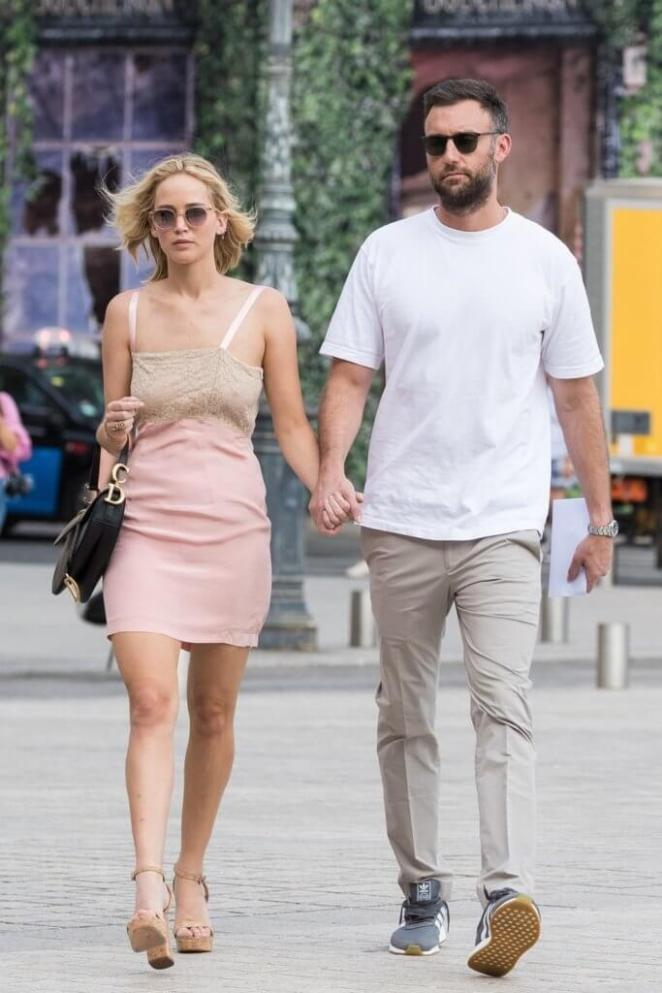 Hollywood Actress, Jennifer Lawrence Is Engaged ...
