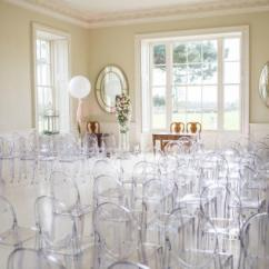 Victoria Ghost Chair Used Aeron Chairs Hire Leicester From Premier Events