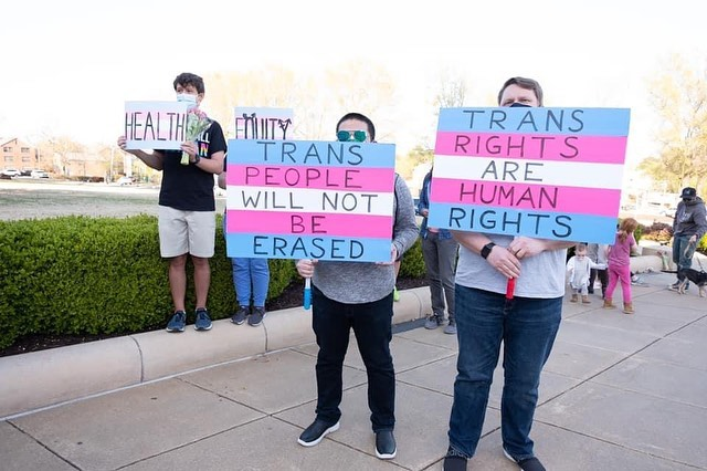 Speaking of religion: Decision this afternoon on anti-transgender bill