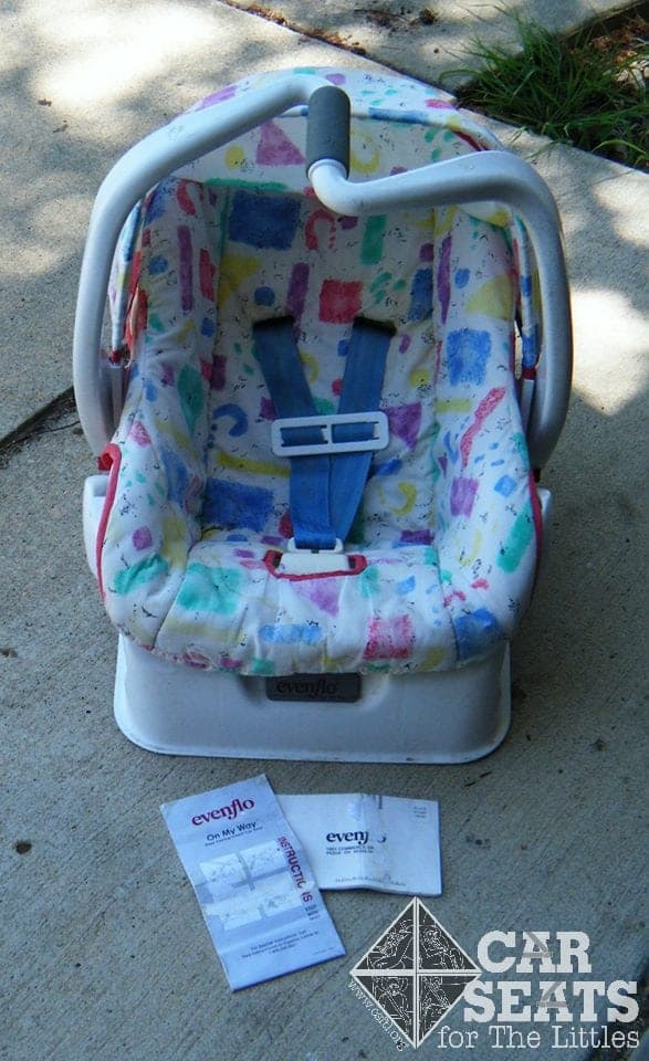 Car Seats Why do they Expire  Car Seats For The Littles