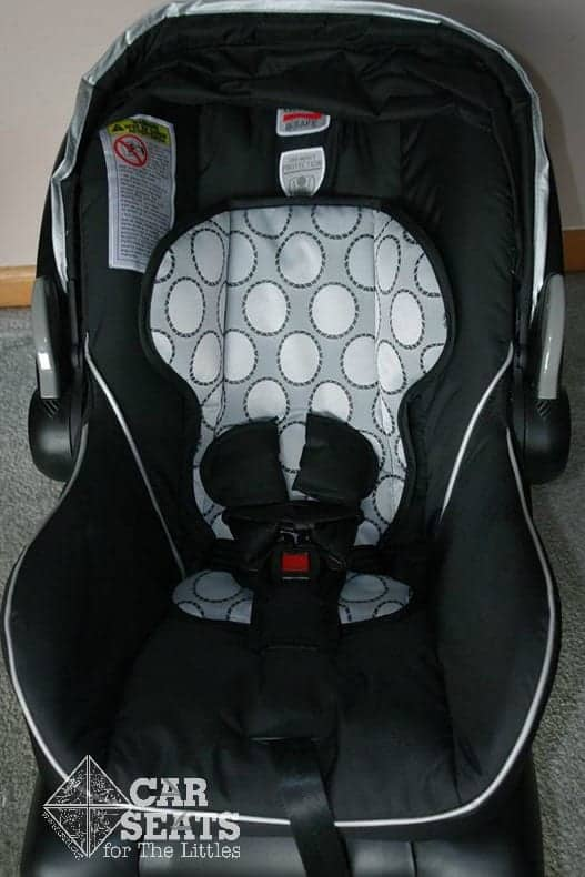 Infant Car Seat Good For How Long Britax B Safe Review Car Seats For The Littles