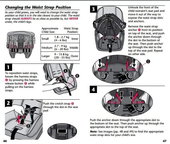 car harness for toddlers