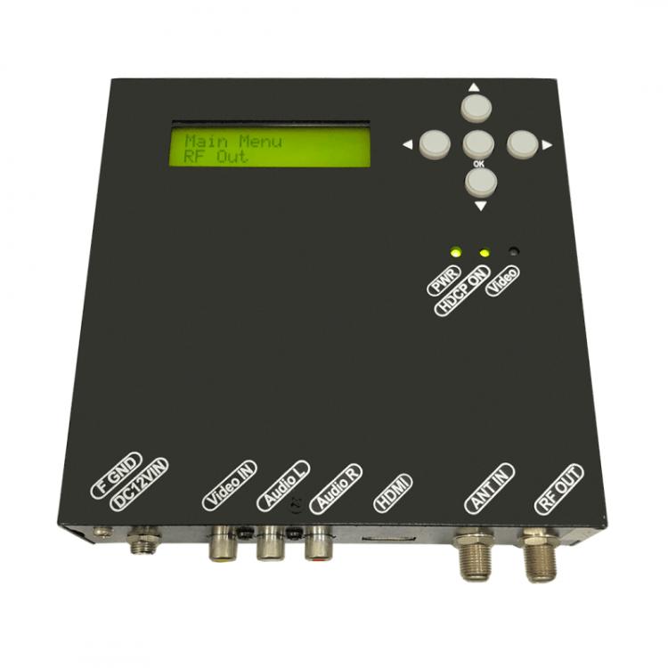 AS101-T HDMI/AV DVB-T Modulator