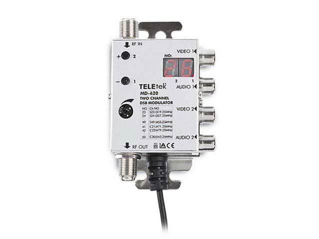 Teletek MD-620 Kamera Modülatörü
