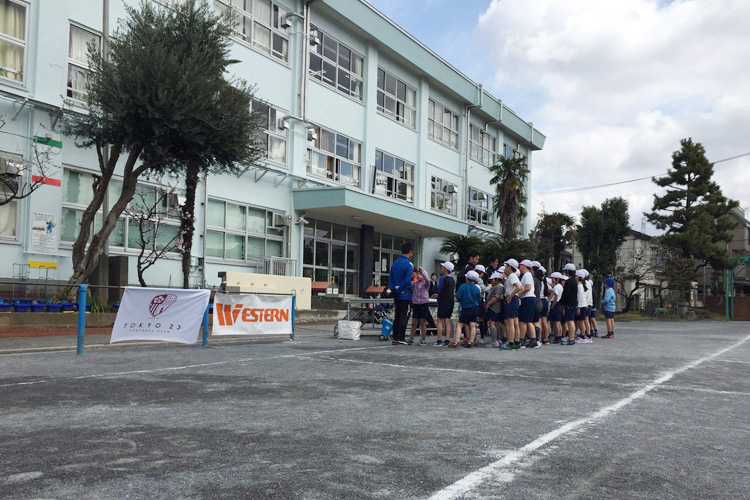 東京23鹿本小学校