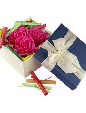 30 motive sul trandafir sapun 1