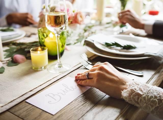 cum sa ti alegi meniul de nunta