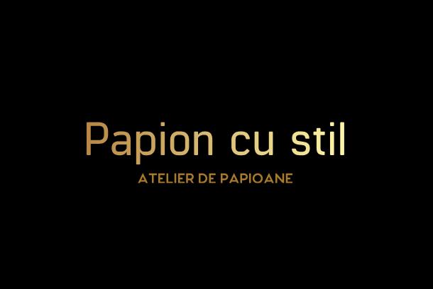 Papion cu stil by Laura Ghizila