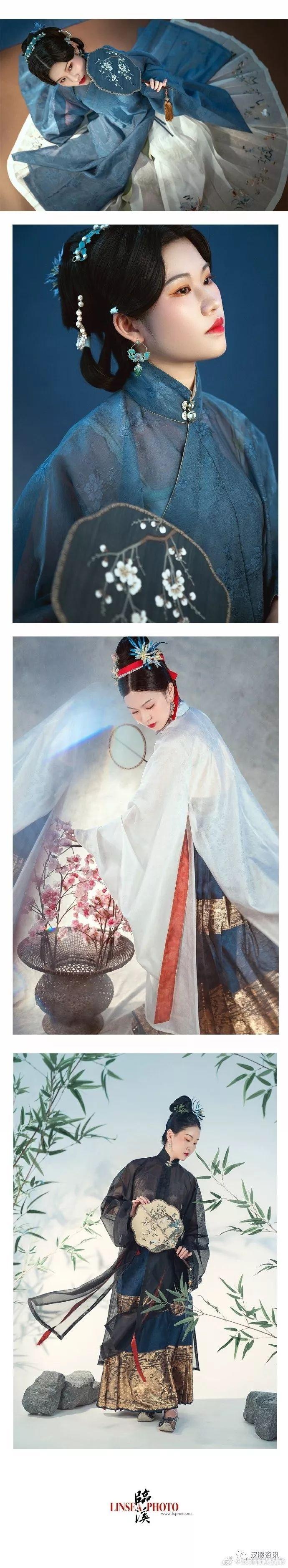 【漢服私影】出浴太真冰作影   漢服網