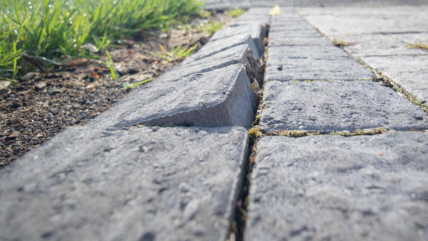 paver edging problems how to fix loose