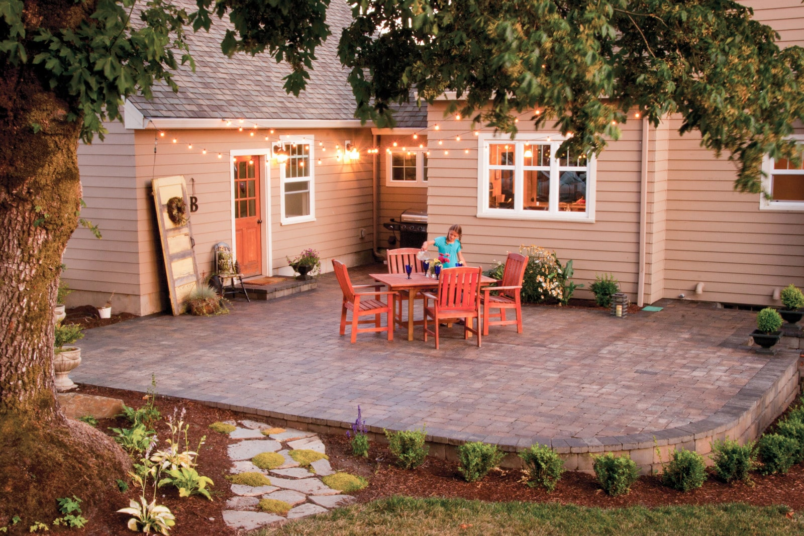 concrete vs pavers which is better
