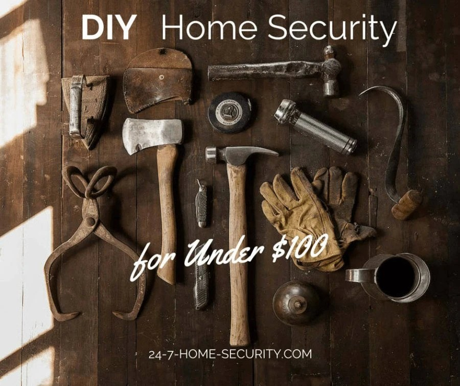 Do It Yourself Home Security Camera System