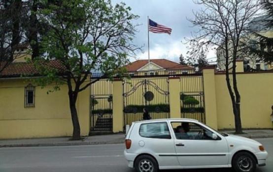 Ambasada e Shteteve të Bashkuara të Amerikës në Tiranë