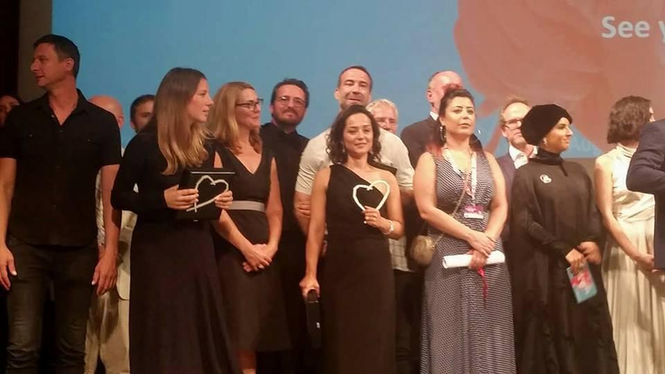 Ornela Kapetani shpallet aktorja më e mirë në Festivalin e Filmit në Sarajevë