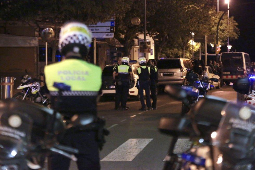 Spanjë  parandalohet sulmi i dytë  Vriten 5 terroristë