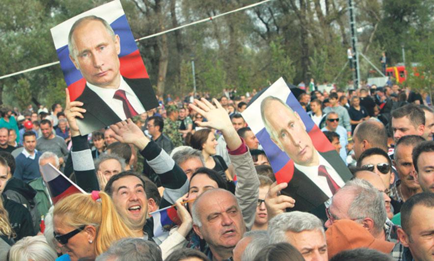 Putin rizgjidhet President  pritet vetëm zyrtarizmi