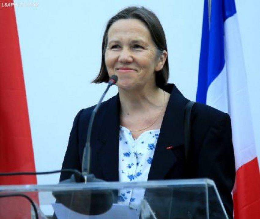 Ambasadorja Vasak  Sipërmarrja franceze interes për investime në Shqipëri