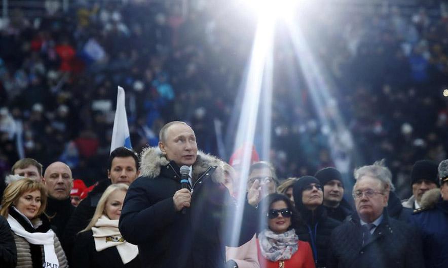 Rritja e Euro Putinizmit