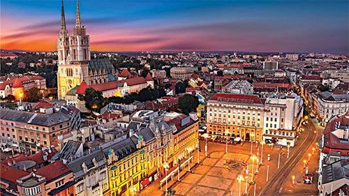 Kroaci  Canopy  projekti më i ri nga Hilton në Zagreb