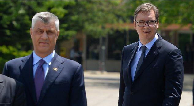 Gjermania parandaloi marrëveshjen e Thaçit dhe Vuçiqit për ndarjen e Kosovës