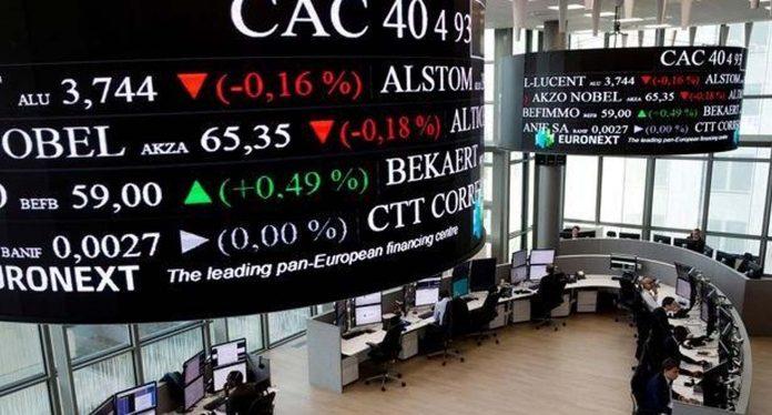 Bursat europiane pësojnë rënie për shkak të tensioneve në industrinë e naftës