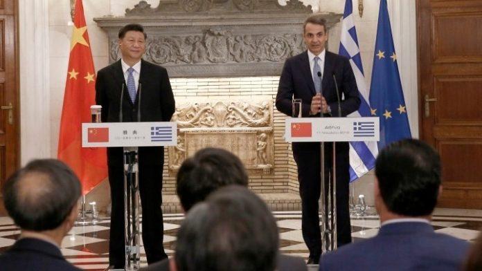 ATHINË   Mitsotakis  Zgjerim të marrëdhënieve me Kinën