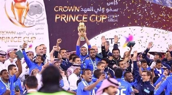 الاتحاد السعودي يحدد موعد نهائي كأس ولي العهد