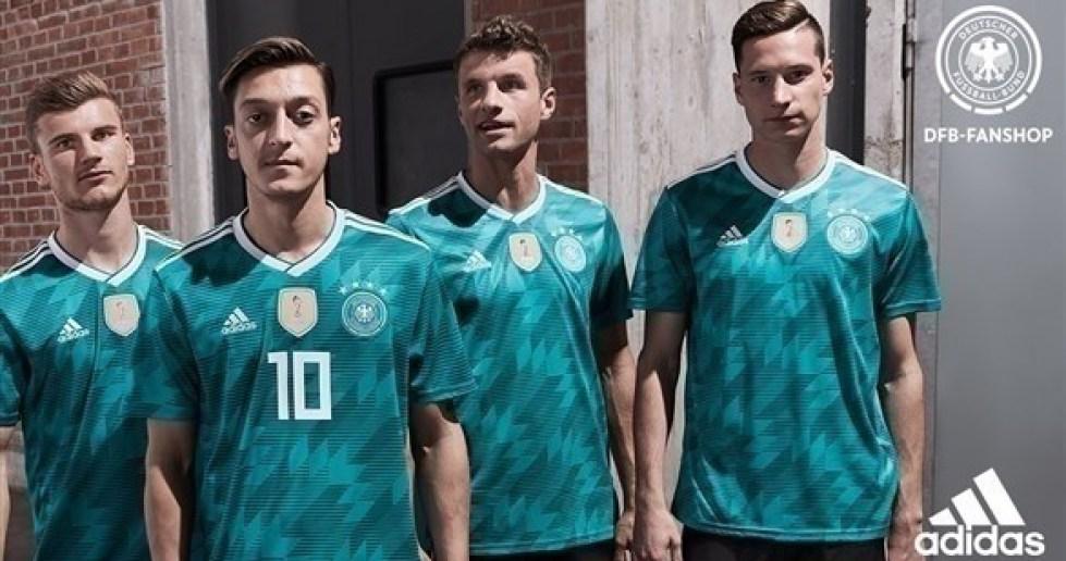قميص منتخب ألمانيا (تويتر)