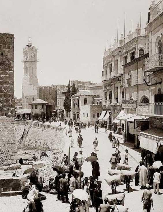 a5d5e4486 JERUSALEM GRAIN MARKET 27– سوق القدس للحبوب