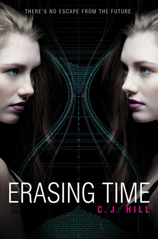 Erasing Time by C J Hill