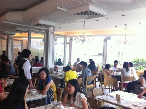 La Terrazza Bar Grill Hong Kong Faim Oui Oui