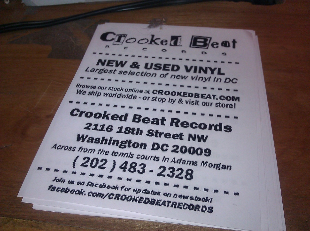 Crooked Beat Records