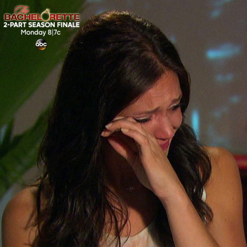 One of the most heart-breaking moments in Bachelorette history, tonight at 8|7c.