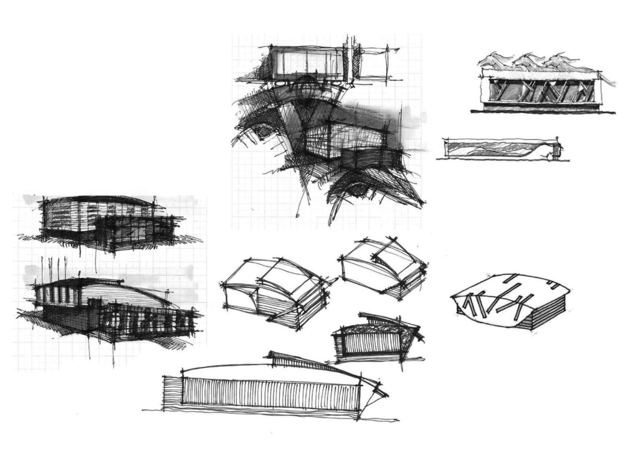 1000+ images about Modern Architecture Sketches on Pinterest