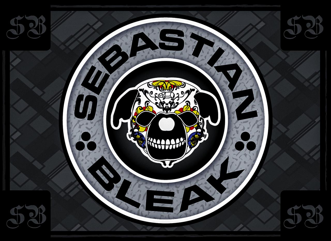 Sebastian Bleak Logos in Adobe Illustrator CC