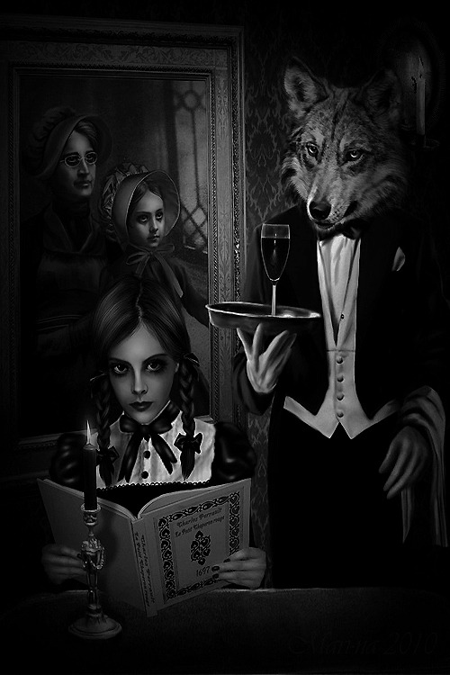 whitechapelwitch:</p> <p>»x«</p> <p>Where is the big bad Wolf?<br /> Has Charles Wolf run away or as he turned?<br /> He could now be a vampire or maybe even a wolf?<br /> Anything can happen in this strange town.<br /> We must be careful.<br /> Don't trust anyone you meet for<br /> anyone could be a traitor.<br /> We must hold steady against THE DEAD.<br /> THE DEAD GAME BY SUSANNE LEIST<br /> http://www.amazon.com/author/susanneleist</p> <p>