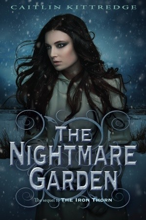 Title: The Nightmare Garden<br />Author: Caitlin Kittredge<br />Publisher: Delacorte Books<br />Status: Available now<br />*full disclosure: Free thanks to my friend Toni who let me borrow hers<br />Description:<br />(by goodreads.com)<br />Everything Aoife thought she knew about the world was a lie. There is no Necrovirus. And Aoife isn't going to succumb to madness because of a latent strain—she will lose her faculties because she is allergic to iron. Aoife isn't human. She is a changeling—half human and half from the land of Thorn. And time is running out for her.When Aoife destroyed the Lovecraft engine she released the monsters from the Thorn Lands into the Iron Lands and now she must find a way to seal the gates and reverse the destruction she's ravaged on the world that's about to poison her.<br />My Review:<br />This is the Sequel to the Iron Thorn Book #2 in the Iron Codex. I liked it. The Ending was the real hero in this. It was slower than the first but I did enjoy it. Although, I hated the moments with Aoife and her father. Especially when they try to be sweet to each other, why? Unrealistic. Plain and Simple. How do I know this? Because my own relationship with my father is hell  but that's neither here nor there. It just didn't feel right, when they hit bumps it felt perfectly in sync but when they tried to get along it was WAY to saccharine. <br />Ok so that was the negative. The positive is that this book is just as intricate as the last. You learn so much more about Aoife's world and her part in it. There are so many opposing forces, not just two generic black and white good and evil. There is Aoife and her small group (which is just her most of the time) against the world and they're desperately trying to survive while saving it. By the end of the novel nothing is resolved perfectly but it's satisfying. I want to read the next one and I believe it's the last in the series I hope it ties up everything well. <br />Overall Rating: 5/7