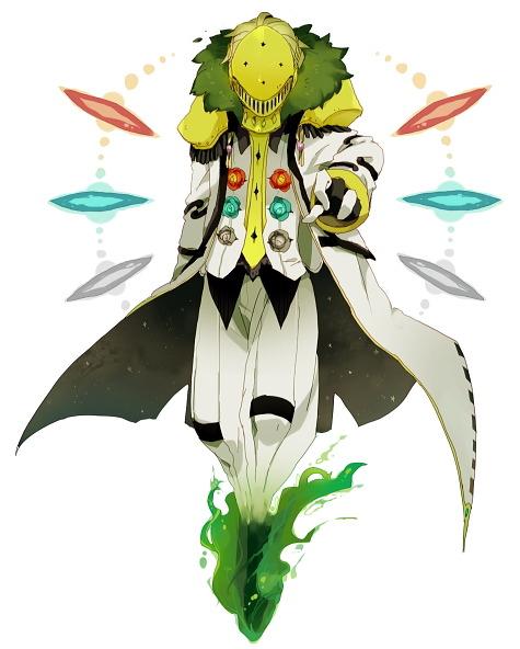 art pokemon gijinka legendaries