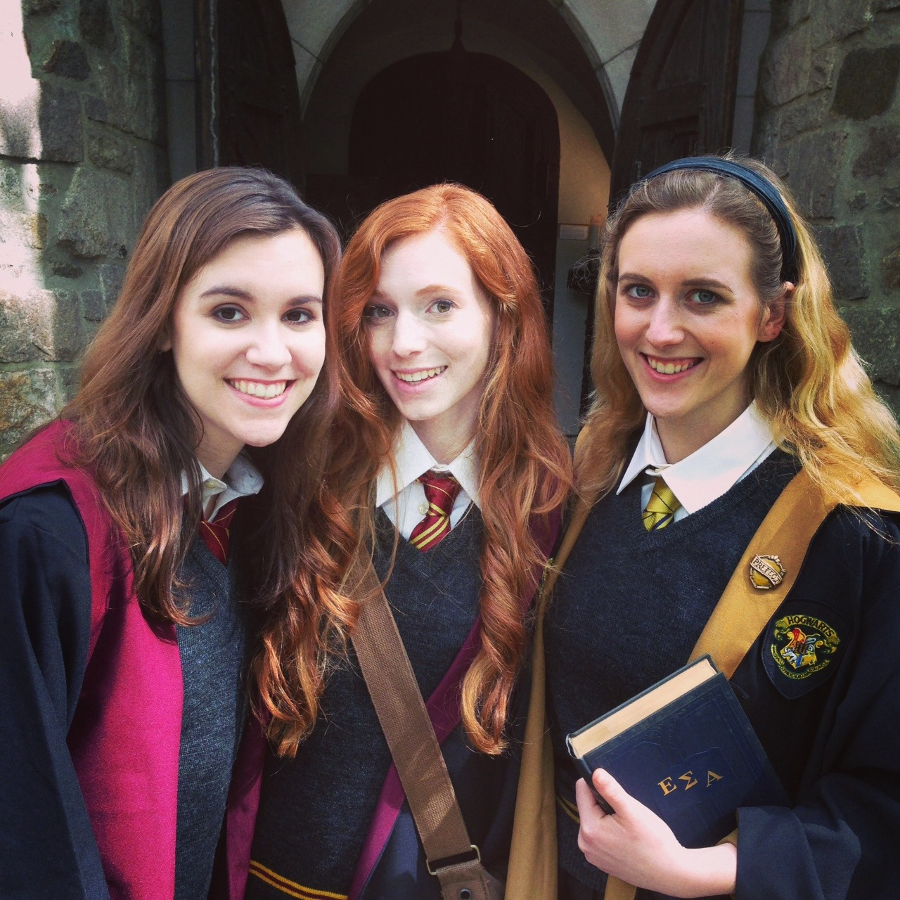 The Lovely Ladies of Hogwarts!