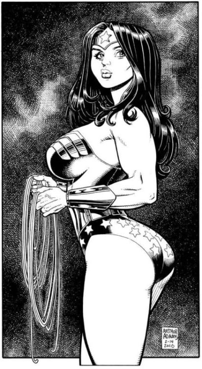 comic book booty