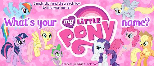 fun my little pony