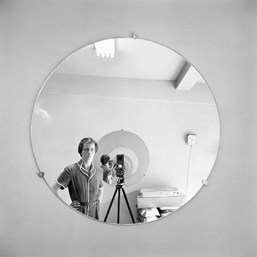 Vivian Maier, Self Portrait, date?