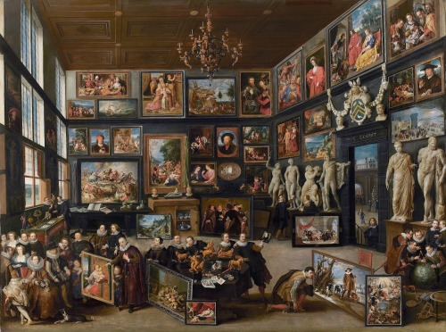 towerofsleep:</p><br /><br /><br /><br /><br /><br /><br /><br /><br /><br /><br /> <p>Willem van Haecht, The Cabinet of Cornelis Van der Geest, 1628<br /><br /><br /><br /><br /><br /><br /><br /><br /><br /><br /><br /> Currently working on a paper about early-17th-century Flemish paintings of painting collections. Early modern tumblr, kind of.<br /><br /><br /><br /><br /><br /><br /><br /><br /><br /><br /><br />
