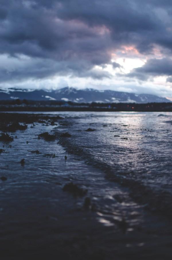 1k Landscape Nature Ocean Sea Sunset Nikon D7000 Vertical Feat Original