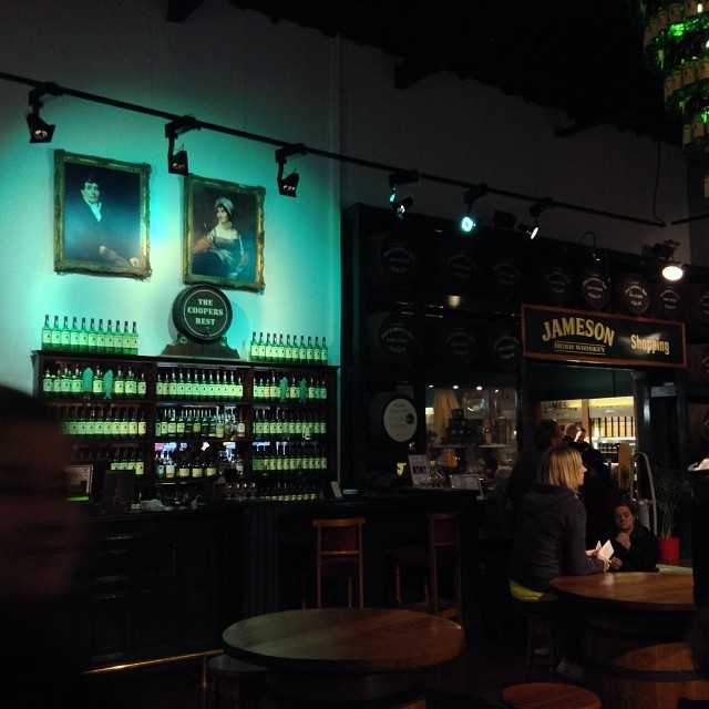 Jameson Experience Decoration
