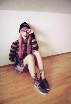 Emo Cute Girl Wallpaper Pretty Cute Kawaii Mypost Pink Glasses Pastel Pixel Clear